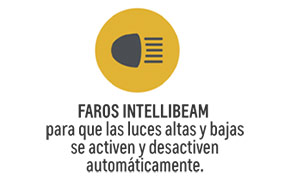 Faros intellibeam